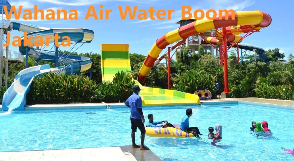 Wahana Air Water Boom Jakarta